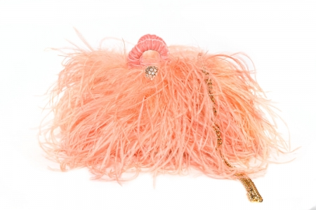 S coffa bag in Velvet Peach