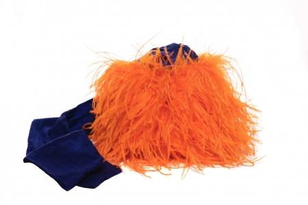 Coffa bucket Arancio e Viola