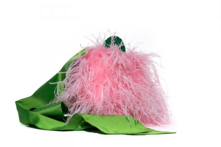 Coffa bucket Rosa Baby e Verde