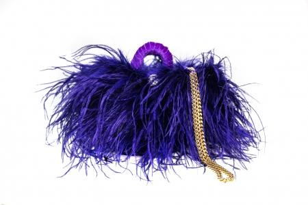 S coffa bag in Pansèe Purple